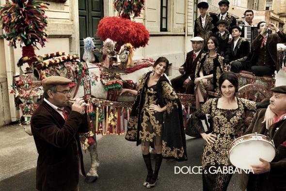 Кампании: Marc Jacobs, Dolce & Gabbana и другие. Изображение № 8.