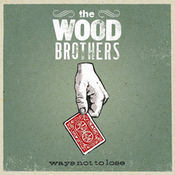 TheWood Brothers. Гитара иконтрабас. Изображение № 1.