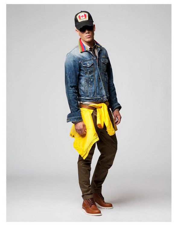 Dsquared2 Resort 2012 Lookbook. Изображение № 4.