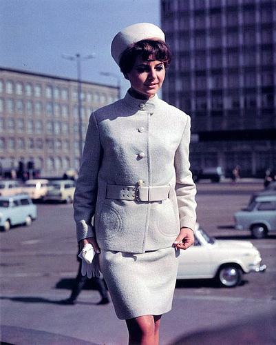 Мода Восточной Германии. Шестидесятые. Изображение № 9.
