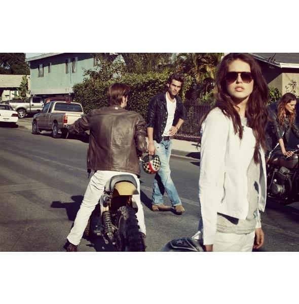 Изображение 27. Рекламные кампании: H&M, Mango и другие.. Изображение № 22.