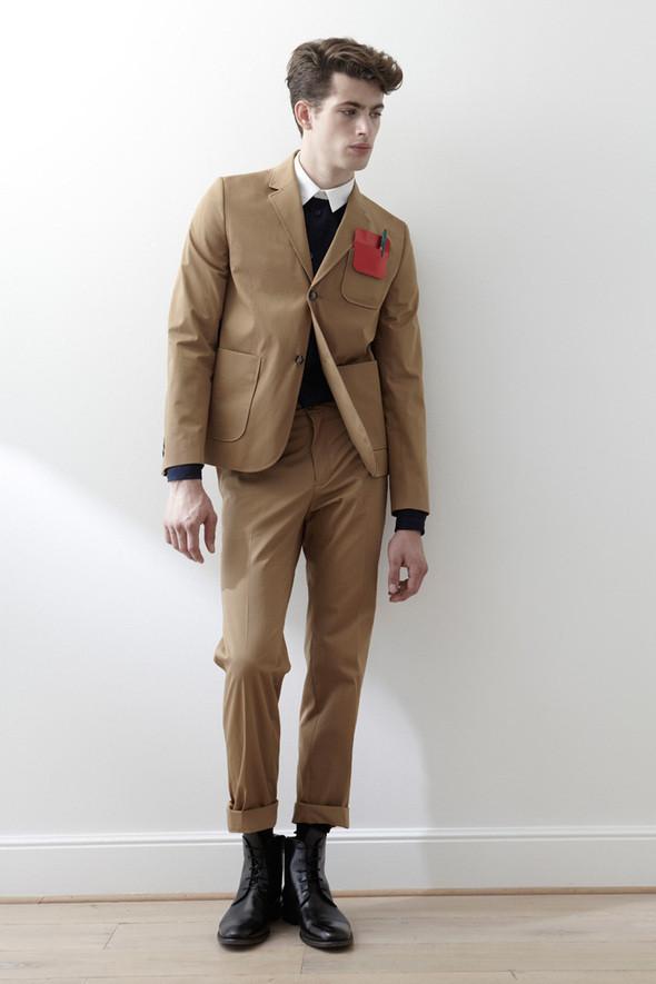 Изображение 20. Лукбук: Carven SS 2012 Menswear.. Изображение № 20.