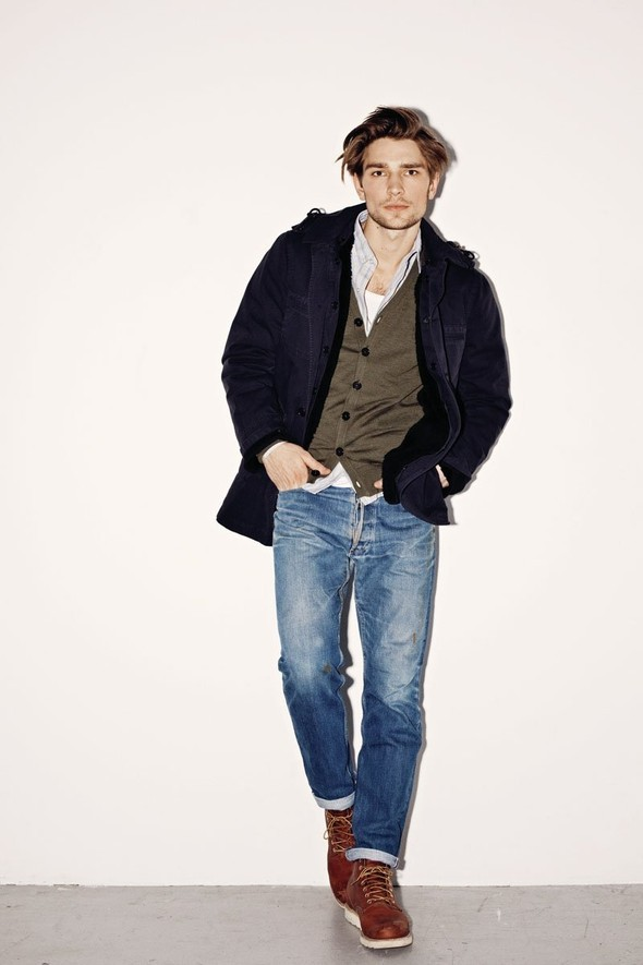 Day Birger et Mikkelsen Fall 2010. Изображение № 6.