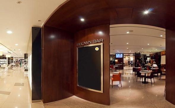 Ресторан Brown Bar. Изображение № 2.