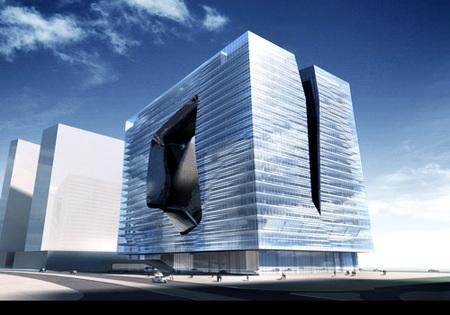 Самые странные архитектурные проекты Топ-13. Изображение № 12.