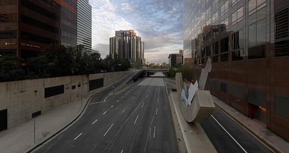 Мертвый город. Лос-Анджелес. Изображение № 2.