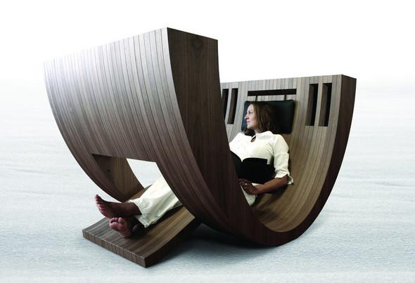 Кресло для медитации. Изображение № 6.