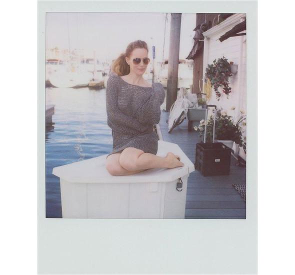 Лукбук: Скот Штепенберг любит Polaroid. Изображение № 9.