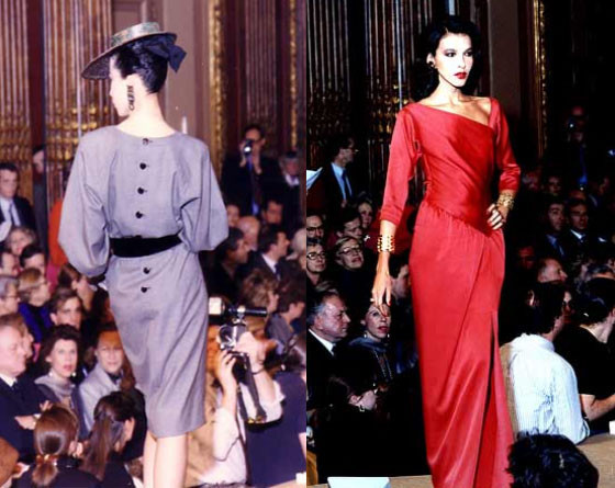 Архив: коллекции Yves Saint Laurent 1962-1999. Изображение № 23.