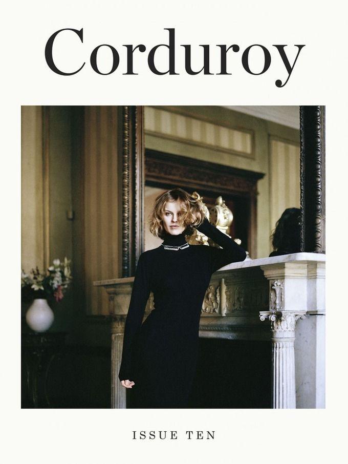 Показаны новые обложки Corduroy, Metal, Tush и других журналов. Изображение № 5.