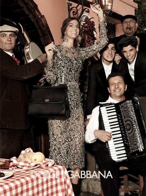 Кампании: Marc Jacobs, Dolce & Gabbana и другие. Изображение № 4.