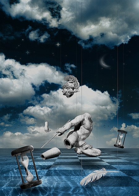 Работы голландского цифрового художника Eric Oosterhof. Изображение № 7.