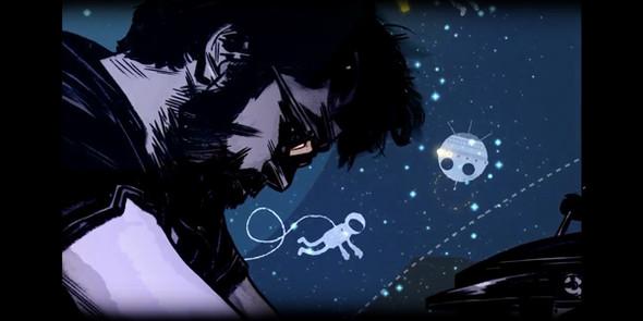 Режиссер Эдгар Райт запустил интерактивный веб-комикс. Изображение № 3.