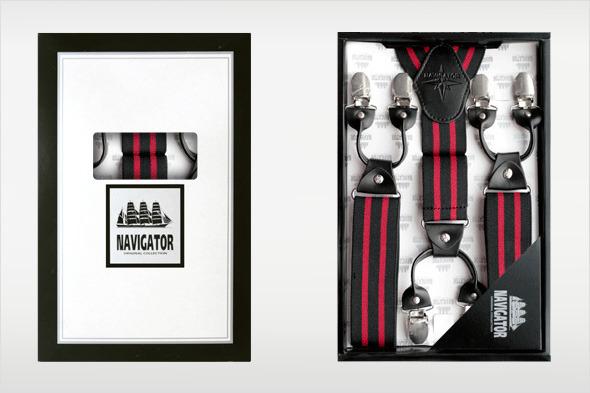 Коллекция подтяжек «Навигатор» от Sevaro Elit . Изображение № 23.