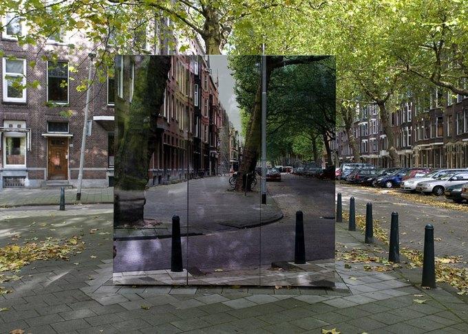Роланд Оттен демонстрирует «Городской камуфляж». Изображение № 4.
