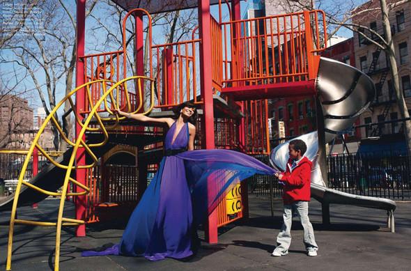 Съёмки: Playing Fashion, Schon, Vogue и другие. Изображение № 66.