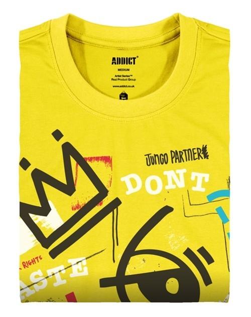 Арт серии футболок Addict. Изображение № 14.