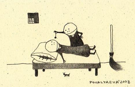 Филологические комиксы. Изображение № 11.
