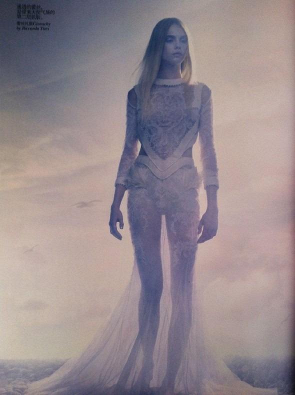 Snow White: Модные съемки к выходу «Ледникового периода». Изображение № 23.