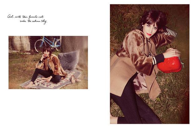 Вышли новые лукбуки Zara, Free People, Mango и других марок. Изображение № 100.