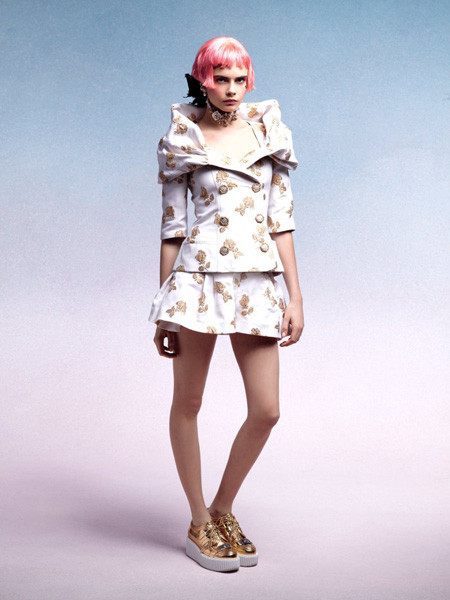 Лукбуки: Chanel, Ksubi и Louis Vuitton. Изображение № 7.