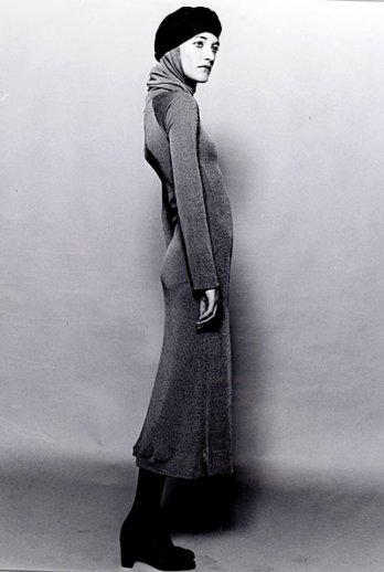 Двемузы известного дизайнера ИваСен Лорана. Изображение № 8.