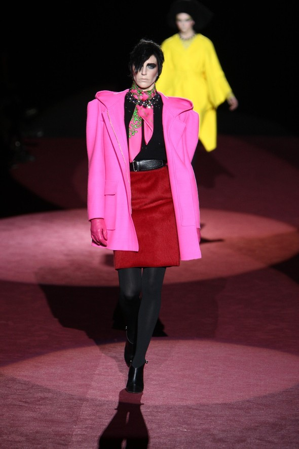 Marc Jacobs fall winter 2009–2010. Изображение № 63.