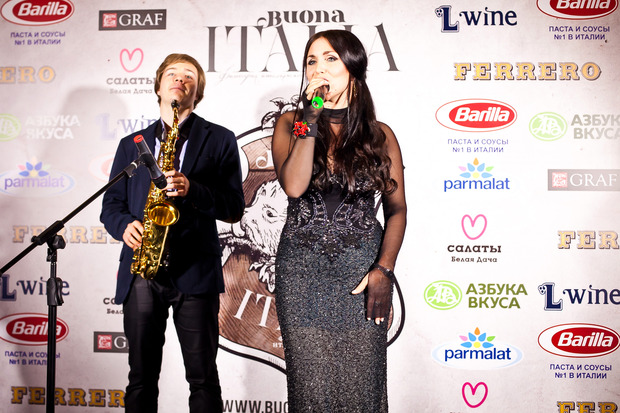 Состоялось открытие V Фестиваля итальянской кухни Buonа ITALIA. Изображение № 17.
