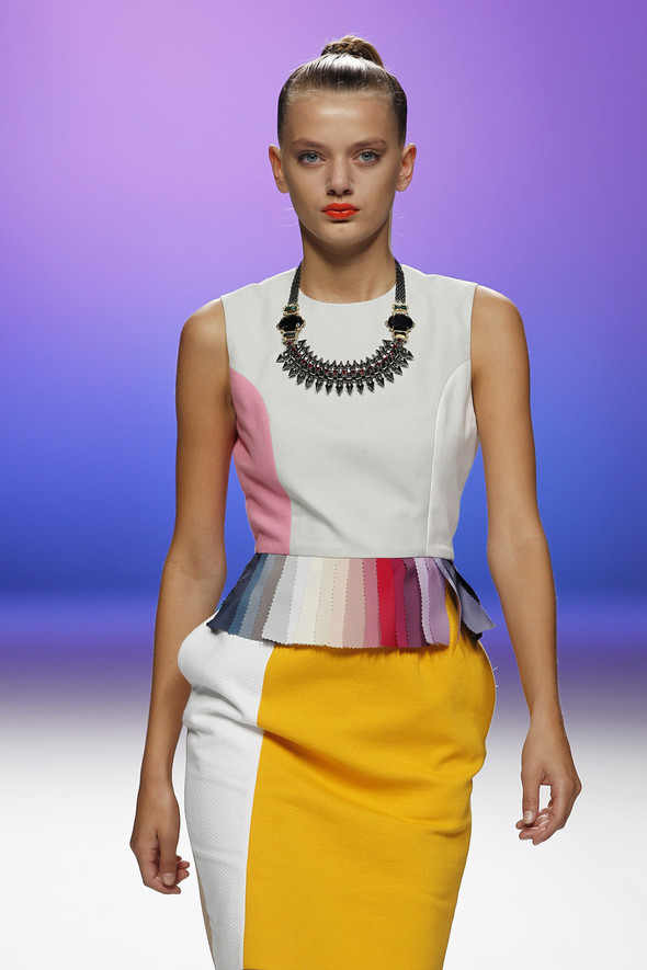 Madrid Fashion Week SS 2012: Davidelfin. Изображение № 17.