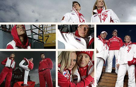 Олимпийская мода. Изображение № 3.