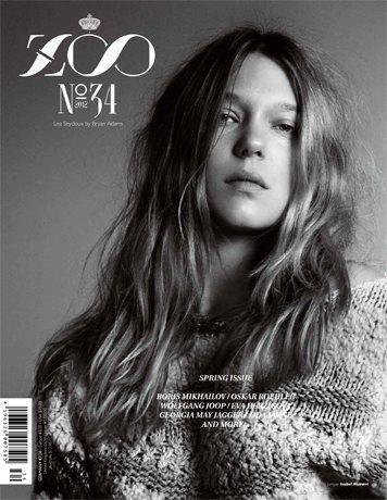 Обложки: Dazed & Confused, Zoo, Vogue и другие. Изображение № 11.