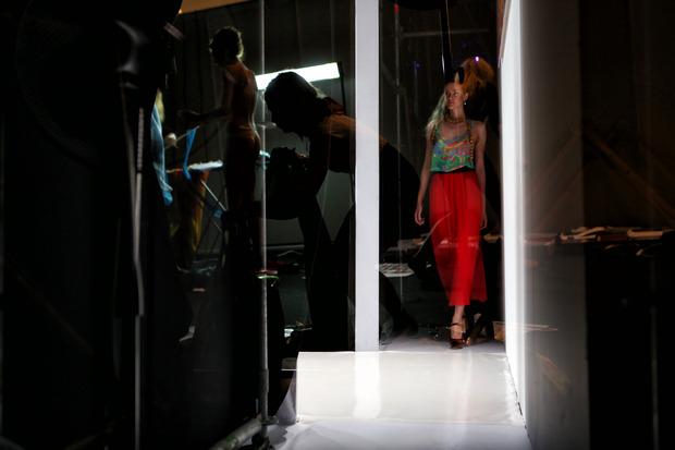 Mercedes-Benz Fashion Week Russia 2012. Изображение № 2.