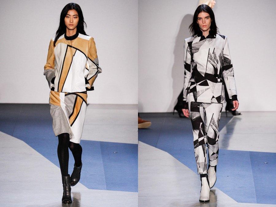 Неделя моды в Нью-Йорке: Первые показы. Изображение № 7.