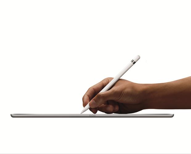 Apple сделала стилус и клавиатуру для iPad Pro. Изображение № 3.