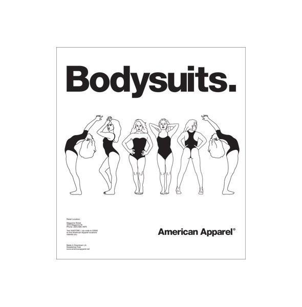 Превью рекламной кампании American Apparel. Изображение № 6.