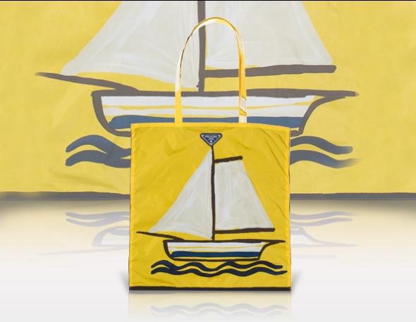Новые сумки Prada B.Y.O. Изображение № 2.