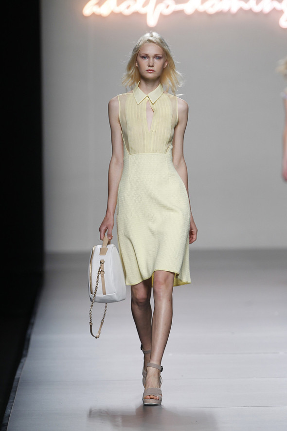 Madrid Fashion Week SS 2012: Adolfo Dominguez. Изображение № 21.