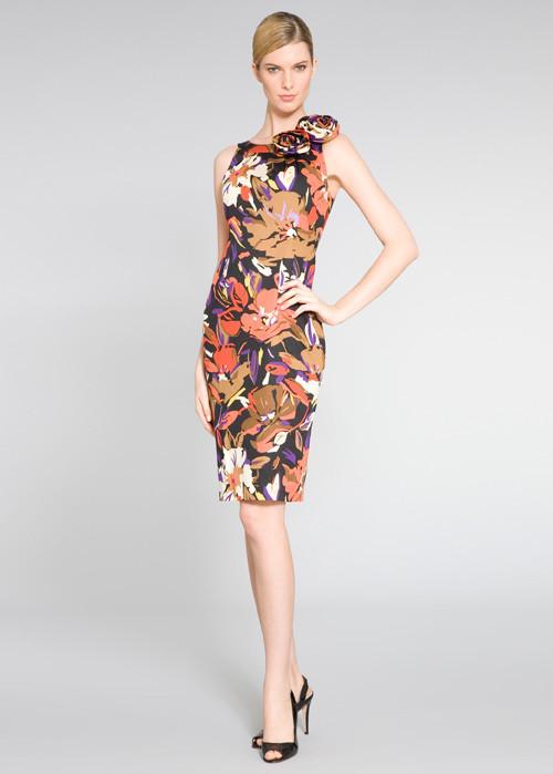 Изображение 3. Вечерние платья от Anne Klein Весна 2011.. Изображение № 3.