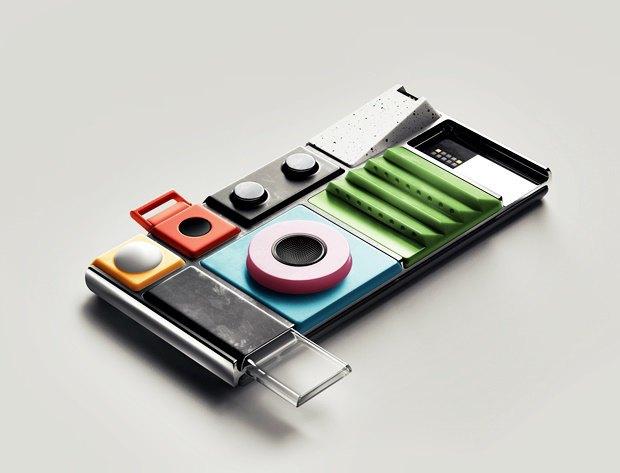 Концепт дня: смартфон Ara смодулями Lapka. Изображение № 1.