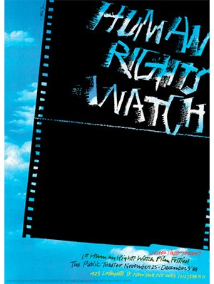 Human Rights Watch Film Festival, 1988. Изображение № 18.