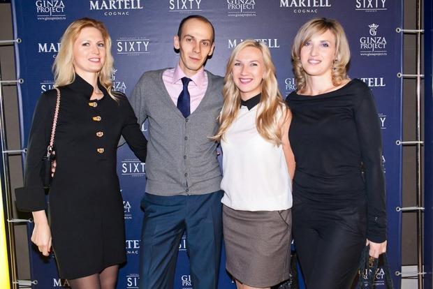 Ресторан Sixty представил новые грани MARTELL. Изображение № 2.