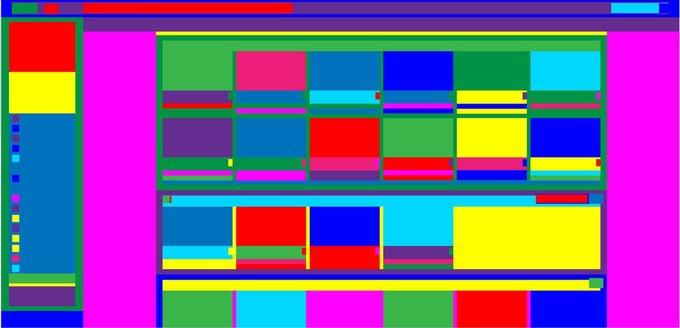 Тест: угадайте сайт по абстрактной картине на его основе. Изображение № 13.