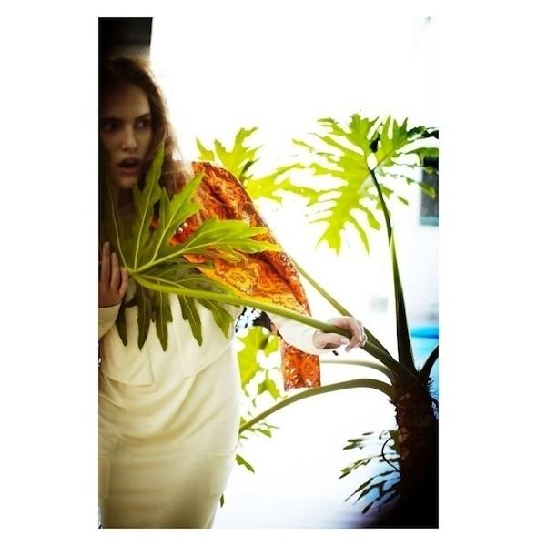 Изображение 4. Съемки: 10, Elle и Vogue.. Изображение № 4.