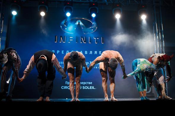 Cirque du Soleil на открытии дилерского центра INFINITI. Изображение № 24.