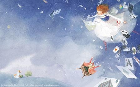 Kimmin ji– акварель видеальном исполнении. Изображение № 20.