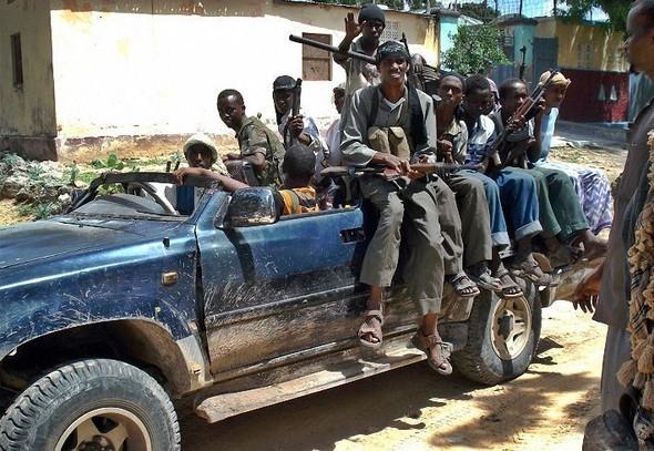 Сомали: война вфотографиях. Изображение № 1.