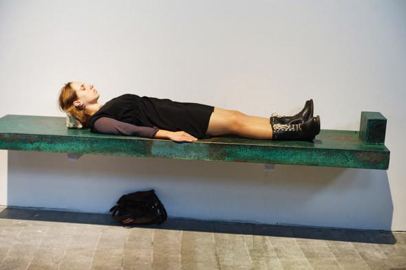 Марина Абрамович, художник. Изображение № 9.