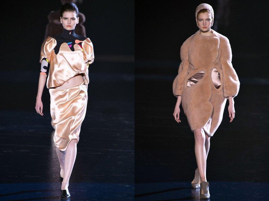 Неделя моды в Париже:  Дни 1 и 2. Изображение № 18.