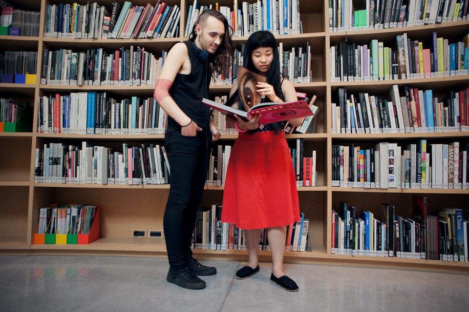Библиотека. Изображение № 4.