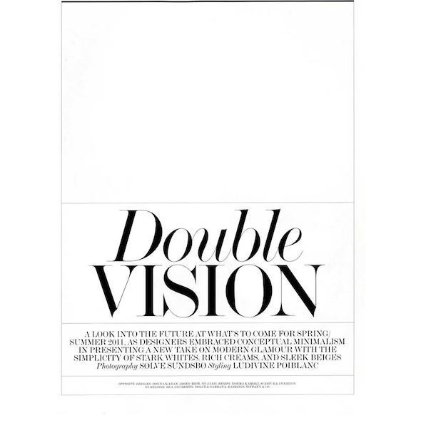 Новые съемки: Interview, Numero, Vogue и Zoo. Изображение № 1.